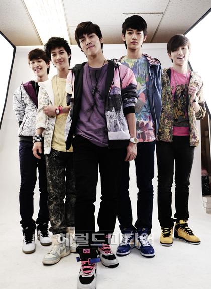 Brillositos SHINee 2pm-members
